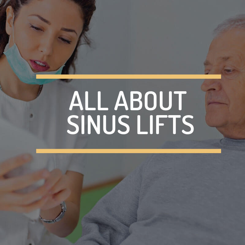 All About Sinus Lifts